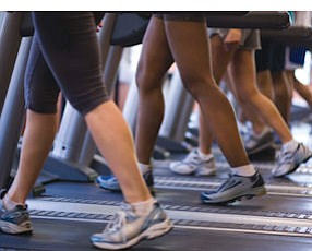 Health club industry: seeing fast growth