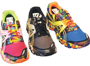 Training shoes: running at core of Asics brand