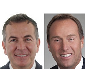 McBean (left): link to Connecticut-based advisory firm is key.   Hyden: some aspects of law are vague