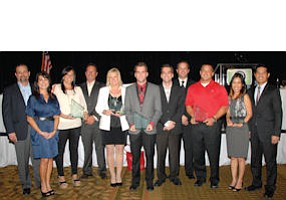 Family Owned Business Awards: last year's winners. This year's event takes place at the Hyatt Regency Irvine on Nov. 13.