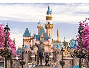 Disneyland Park: part of Walt Disney Co.