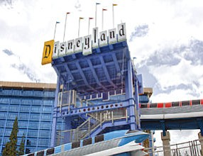 Disneyland Hotel: joined with theme parks, Downtown Disney to keep company in No. 1 spot on list of OC employers