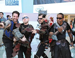 Super fans: San Bernardino-based band inspired by a Blizzard video game