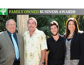 Dana Wharf team: Don Hansen; his son, Michael; grandson, Shane; and daughter, Donna Kalez