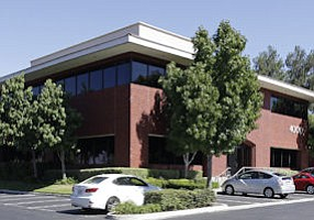 Centerstone Plaza: four low-rise offices, two free-standing restaurants, 96% leased