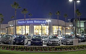Fletcher Jones: Newport Beach dealership keeps No. 1 spot