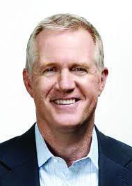 Kieran Gallahue, CEO of CareFusion Corp.