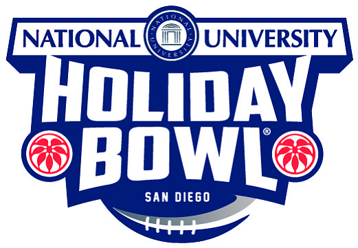 The 2013 National University Holiday Bowl is the first with the San Diego-based nonprofit university as the game's title sponsor.