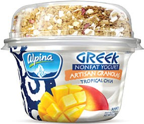 Alpina Foods: makes dairy products
