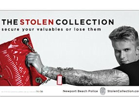 Ad: campaign takes fresh tack against holiday theft