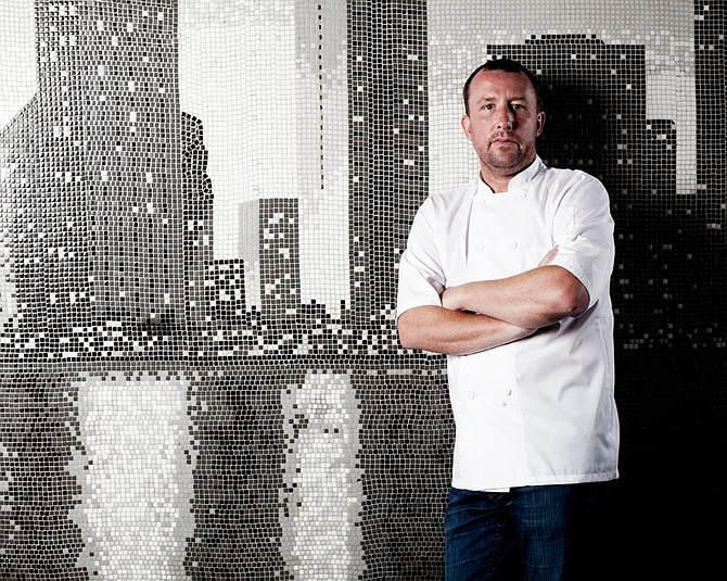 Executive Chef and co-owner Jason McLeod - photo courtesy of CH Projects