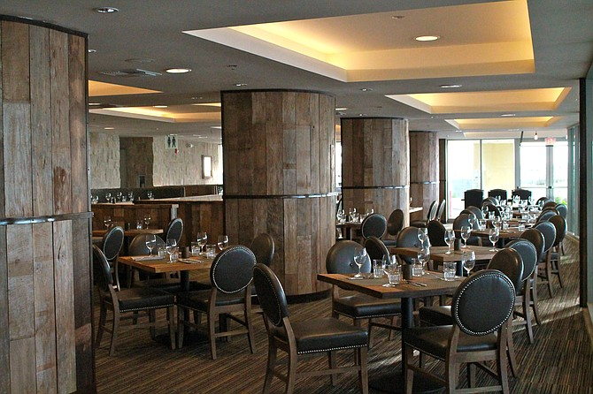 Sea 180 Coastal Tavern in Imperial Beach is named for its 180-degree oceanfront views.