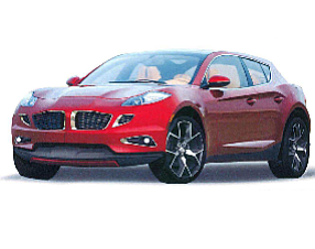 Concept: Second Fisker vehicle in Wanxiang presentation to creditors