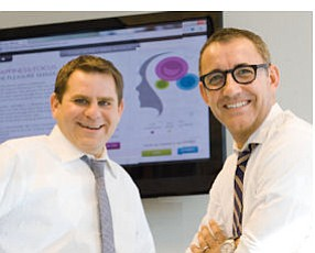 Duran, Roth: from classmates to cofounders