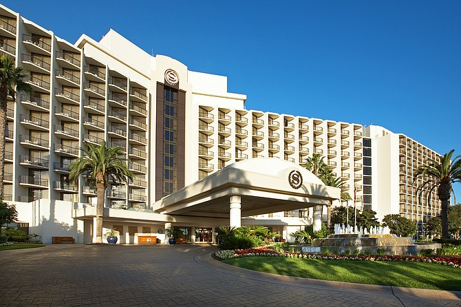 Photo courtesy of Sheraton San Diego Hotel and Marina