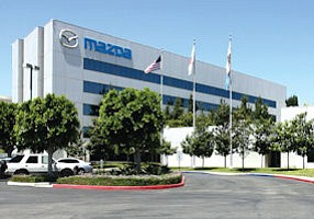 Mazda North American: Irvine-based automaker had best year in sales since 2007, added 150 hires at HQ