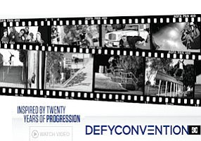 Defy Convention: shoemaker's commemorative YouTube video