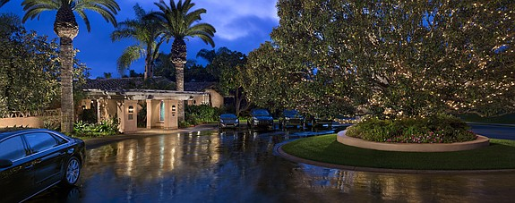 Rancho Valencia Resort & Spa in Rancho Santa Fe completed a $30 million renovation in 2012.