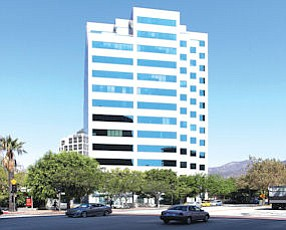 Americas United: Glendale main office.
