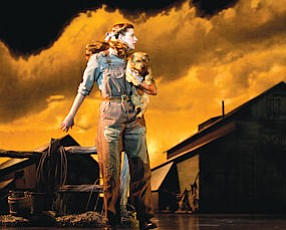 Wizard of Oz: plays at Segerstrom Center for the Arts in Costa Mesa from Feb. 11-23