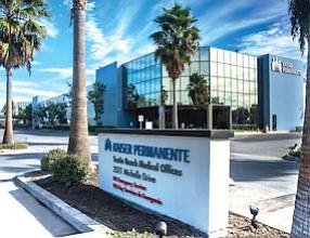 Kaiser Permanente: new Tustin Ranch office