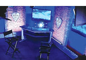 Spotlight on Chatsworth: Litepanels' LED lighting on set at Olympics.