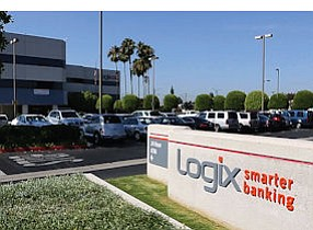 Big Dividends: Headquarters of Logix Federal Credit Union in Burbank.