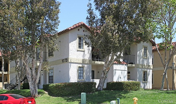 Esplanade Apartment Homes in Mira Mesa  -- Photo courtesy of CoStar Group