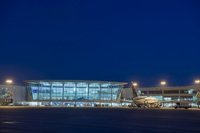 Photo courtesy of San Diego International Airport