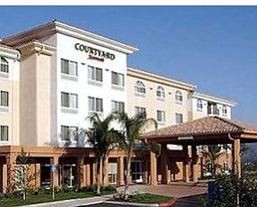 TBID: Courtyard Marriott is OK with plan.
