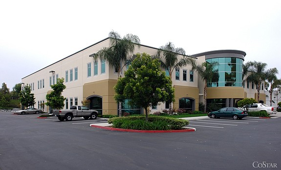 Scripps Poway Corporate Centre in Poway (photo courtesy of CoStar Group)