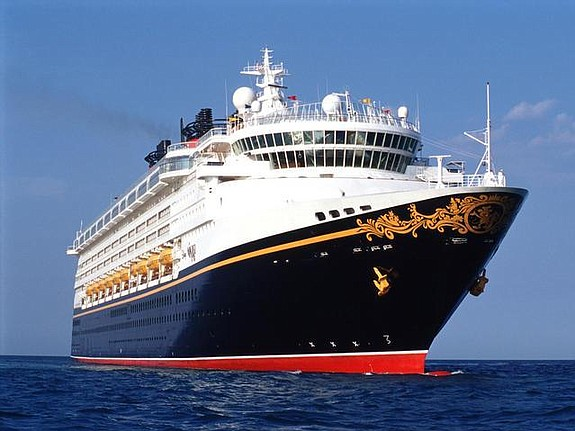 The Disney Wonder – Photo courtesy of Disney Cruise Line