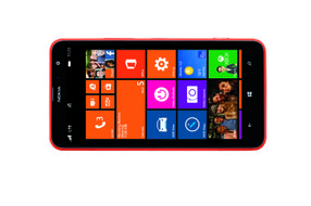 Cricket Wireless will offer the Nokia Lumia 1320 phablet starting June 13. (Photo courtesy of Cricket Wireless)