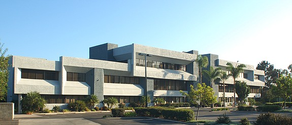 River Bank Plaza in Mission Valley (photo courtesy of Colliers International)