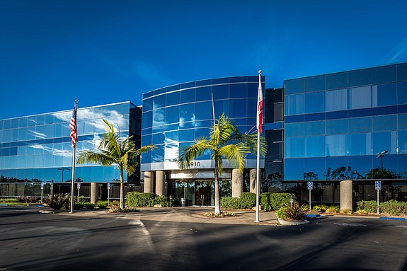 5910 Pacific Center – Photo courtesy of Cassidy Turley