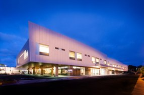 The Leichtag Foundation Critical Care Pavilion.