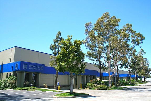 9340 Cabot Drive Photo courtesy of Westcore Properties