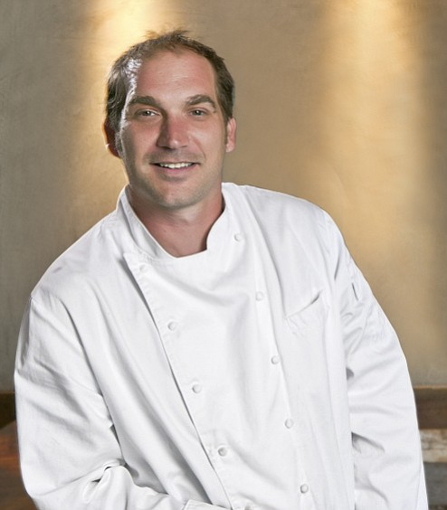 Executive chef and co-owner Jason Gethin – Photo courtesy of Table No. 10