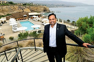 Up to Code: Agnelo Fernandes at Terranea Resort in Rancho Palos Verdes.