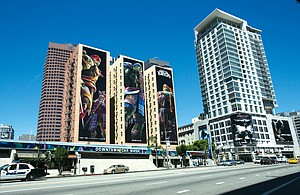Sold: Figueroa Hotel near Staples Center.