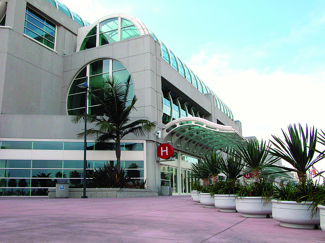 Photo courtesy of San Diego Convention Center Corp.