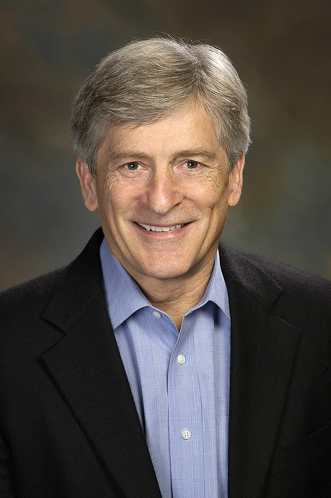 James Paulson -- photo courtesy of The Scripps Research Institute