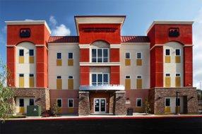 The Diamond Neighborhoods Family Health Center (photo courtesy of Bill Robinson Photography, Suffolk Construction)