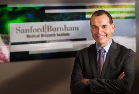 Perry Nisen -- photo courtesy of Sanford-Burnham Medical Research Institute