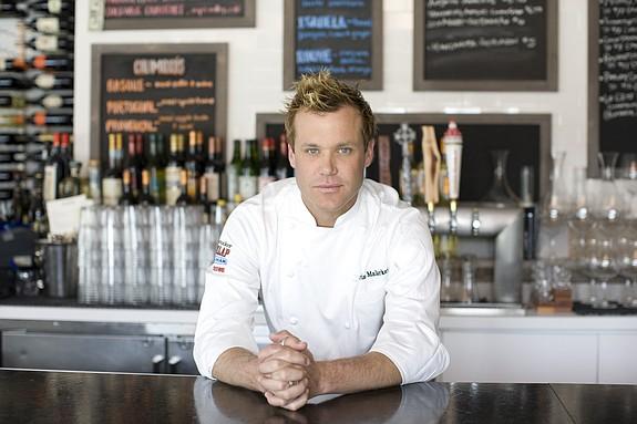 Chef Brian Malarkey – Photo courtesy of Searsucker