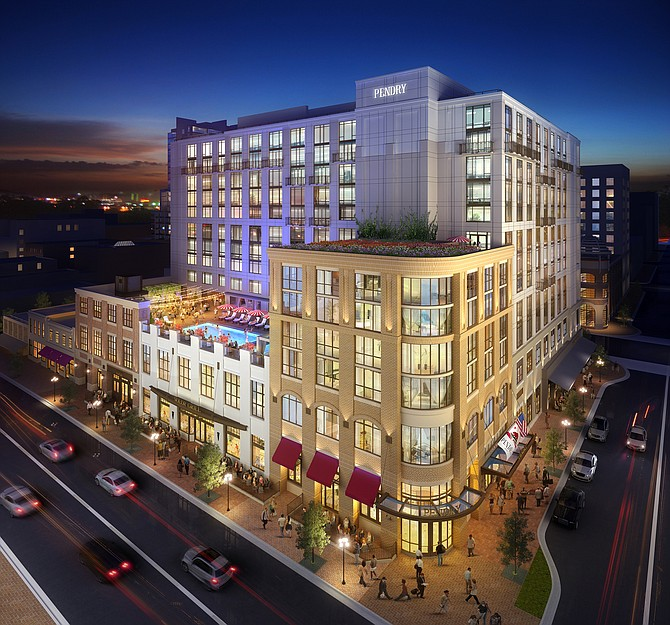Construction Starts On 100 Million Downtown Hotel San Diego