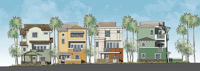 Rendering courtesy of Presidio Residential Capital