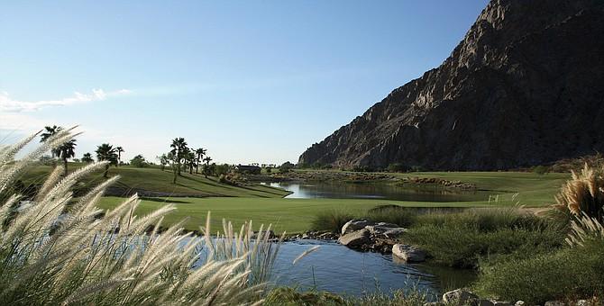 Golf course at SilverRock in La Quinta – Photo courtesy of The Robert Green Co.