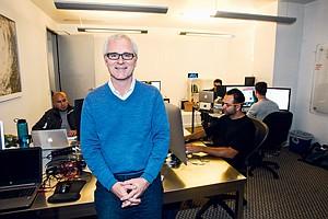 Addressing Web: Antony Van Couvering at Santa Monica's Minds + Machines.