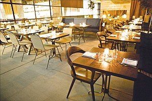 Open for Business: Hinoki & the Bird restaurant in Century City.